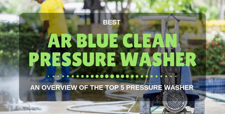 best AR Blue Clean pressure washer