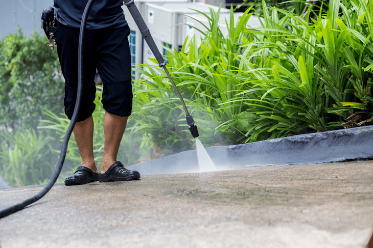 Pressure washers can be an indoor or outdoor cleaning machine, depending on the brand and model you choose
