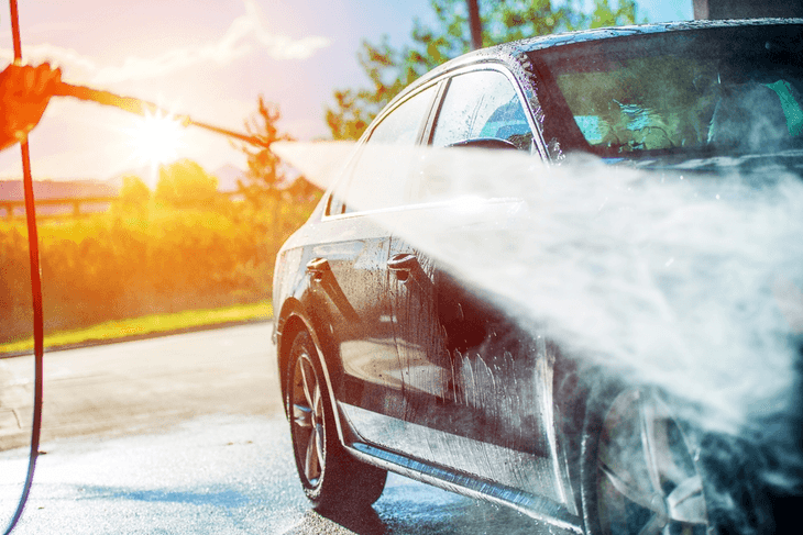 what to look for in a car jet wash