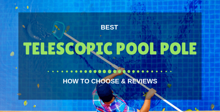 5 Best Telescopic Pool Pole (How To Choose & Reviews)